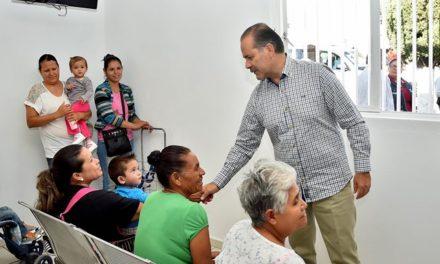 ¡Realiza el gobernador recorrido por el municipio de Tepezalá!
