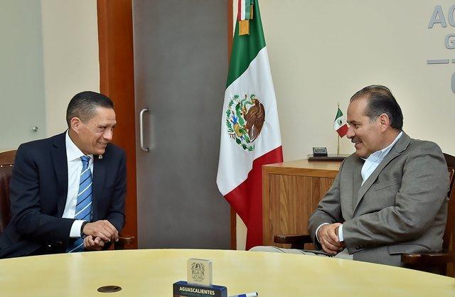¡Estrechan lazos de colaboración Gobierno del Estado y la Universidad de Guanajuato!