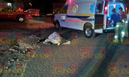 ¡Motociclista falleció tras accidente en Río Grande, Zacatecas!