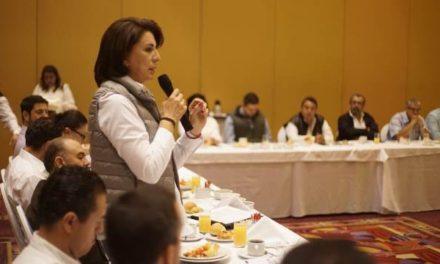 ¡Suscribe Lorena Martínez compromisos puntuales con el Consejo Estatal Agropecuario!
