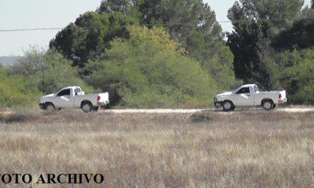 ¡Liberaron a 2 hombres secuestrados y detuvieron a 2 plagiarios en Miguel Auza, Zacatecas!