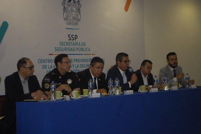 ¡Se establecen estrategias conjuntas para fortalecer la seguridad en la entidad!