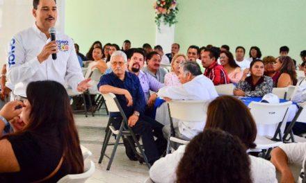 ¡Iniciativas con enfoque vanguardista a favor de la educación impulsará Toño Martín del Campo desde el Senado!