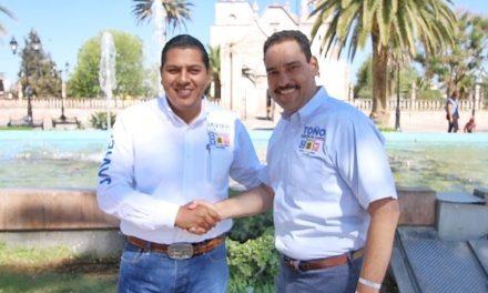 ¡Desde el Senado propondrá Toño Martín del Campo apoyos sin precedentes al sector agropecuario!