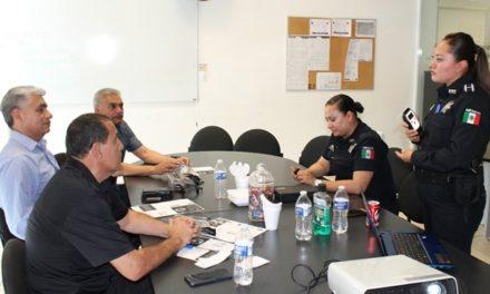 ¡Capacita Seguridad Pública Municipal a personal operativo de ingeniería vial de Chihuahua!