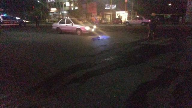 ¡Empleado de la Fiscalía de Aguascalientes atropelló y mató a un hombre en silla de ruedas!