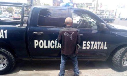 """¡Policías estatales detuvieron al distribuidor de droga """"El Vicky"""" en Aguascalientes!"""