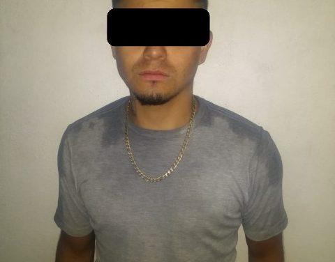 ¡Detuvieron a sujeto que estuvo a punto de matar a puñaladas a otro en Aguascalientes!
