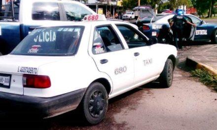 ¡Tras una persecución, policías estatales atraparon a unos ladrones en Aguascalientes!