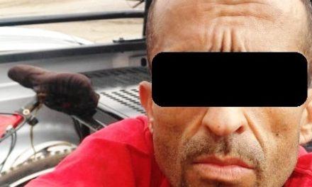 """¡Capturaron al distribuidor de droga """"El Destripado"""" en Asientos, Aguascalientes!"""