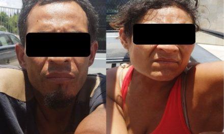 ¡Detuvieron a un sujeto y una mujer por corrupción de menores en Aguascalientes!