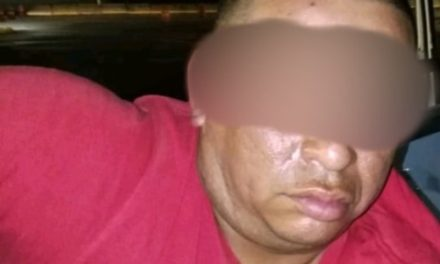 ¡Zacatecano fue detenido con un arma de fuego en Cosío, Aguascalientes!