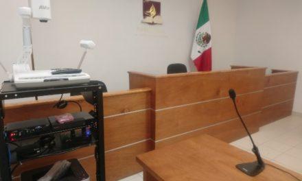 ¡Aguascalientes contará con salas de juicios orales interconectadas!