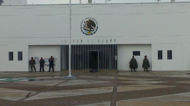 ¡Realiza la SSPE sorpresivo operativo de revisión en el CERESO El Llano y Aguascalientes!