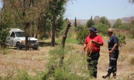 ¡Adicto desaparecido fue hallado muerto dentro de un pozo en Guadalupe, Zacatecas!