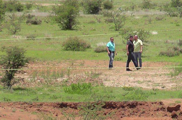 ¡Hallaron ejecutada a una mujer en un camino de terracería en Fresnillo!