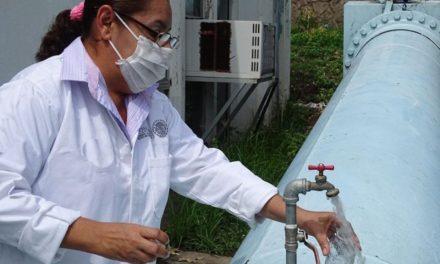 ¡ISSEA realiza labores de prevención para evitar enfermedades por las lluvias!