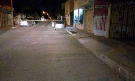 ¡Sujetos balearon una casa y un automóvil en Aguascalientes!