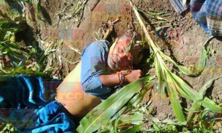 ¡Asesinaron a un campesino de un fuerte golpe en la cabeza en Aguascalientes!