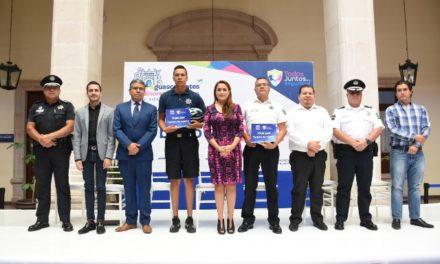"""¡""""No están solos en su labor"""": respalda Tere Jiménez trabajo de policías municipales!"""