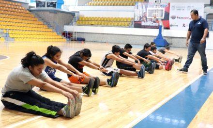 ¡IDEA impartió curso de capacitación estatal de baloncesto 3 x 3!