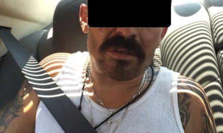 """¡Policías estatales de Aguascalientes detuvieron a """"La Flor"""" con 2 armas de fuego y 159 cartuchos útiles!"""