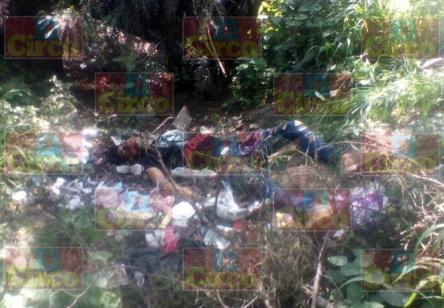 ¡Identificaron al joven ejecutado y tirado en una zanja en Lagos de Moreno!