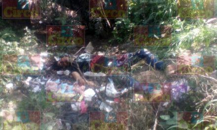 ¡Joven fue ejecutado a balazos y tirado en una zanja en Lagos de Moreno!
