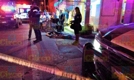 ¡Identificaron al ciclista ejecutado de un balazo en el pecho en Lagos de Moreno!