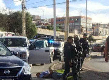 ¡Ejecutaron, desmembraron y embolsaron a una persona en Zacatecas!