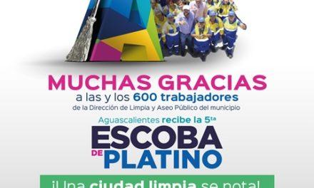 ¡Aguascalientes, una de las ciudades más limpias de toda América Latina!