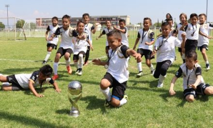 ¡Jalisco campeón del Torneo Nacional de Fútbol Sub 8 y Menores Mixto!