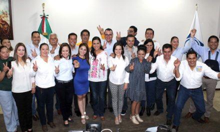 ¡Coalición arrasó en Aguascalientes!