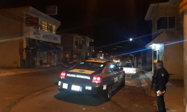 ¡Intentaron ejecutar a balazos a un sujeto en la colonia San Pablo en Aguascalientes!