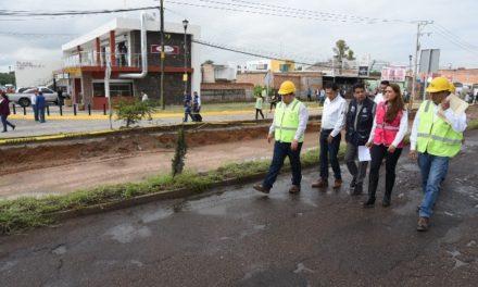 ¡Más de 130 millones de pesos invertirá Municipio en julio en obra y alumbrado público!