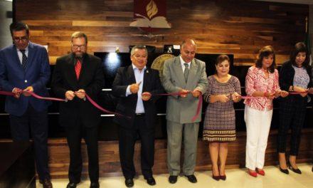 ¡Titular de SEGGOB encabeza la inauguración de salas de oralidad en materia penal para segunda instancia!