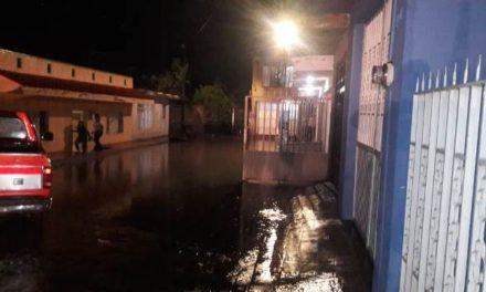 ¡Lluvias dejan afectaciones en Calvillo y el municipio capital!