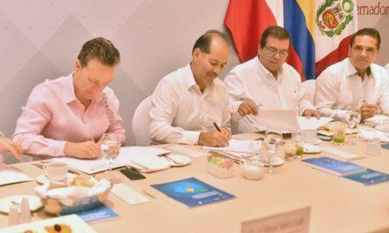 ¡Se suman gobernadores con proyectos a la Alianza del Pacífico!