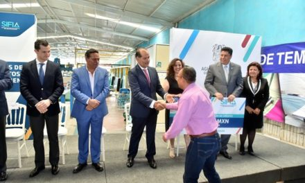 ¡Entrega el gobernador financiamientos por 28 millones de pesos a emprendedores!