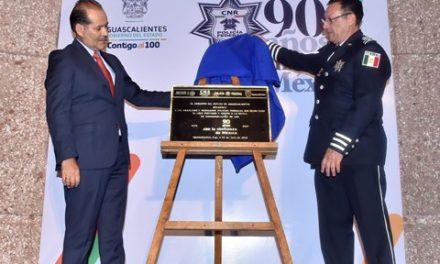 ¡Gobernador refrenda compromiso por la seguridad en conjunto con la Policía Federal!
