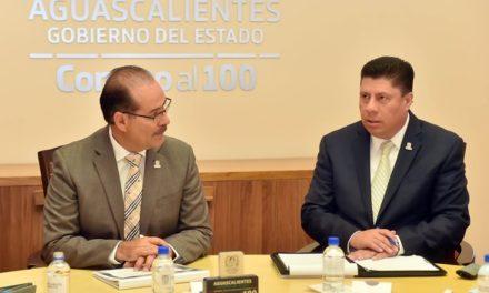 ¡Registra Aguascalientes primer lugar nacional en crecimiento económico!