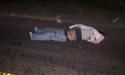¡Joven automovilista atropelló y mató a un peatón en Aguascalientes!
