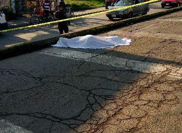 ¡Tráiler atropelló y mató a un hombre en Aguascalientes!