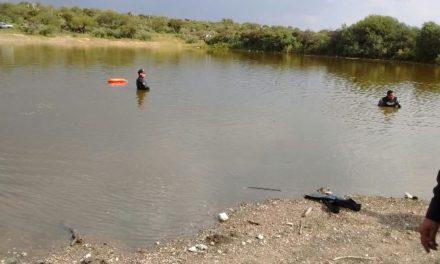 ¡Hombre murió ahogado en un bordo en Aguascalientes!