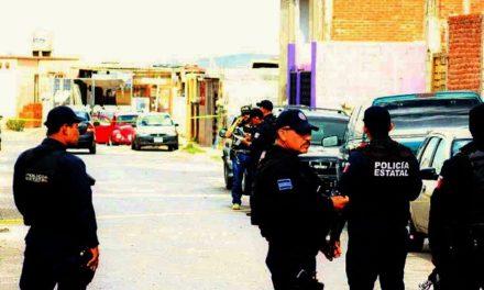 ¡Con rifles de asalto balearon una panadería en Guadalupe!