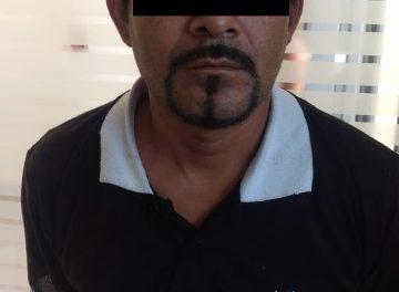 ¡Policías estatales de Aguascalientes y municipales de Pabellón de Arteaga detuvieron a sujeto buscado por homicidio calificado!