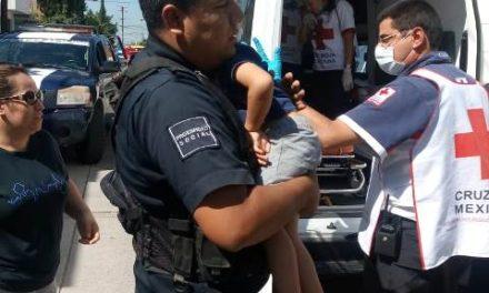 ¡Terrible explosión en una casa en Aguascalientes dejó 6 lesionados!
