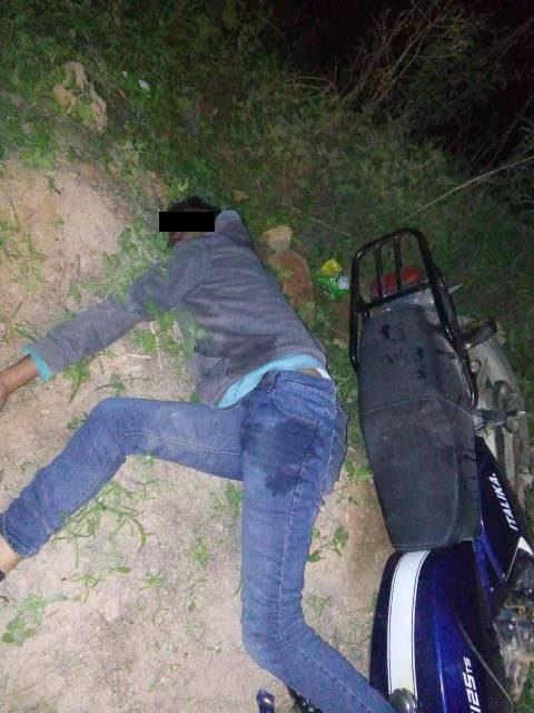 ¡Adolescente falleció tras caer de una motocicleta en Lagos de Moreno!