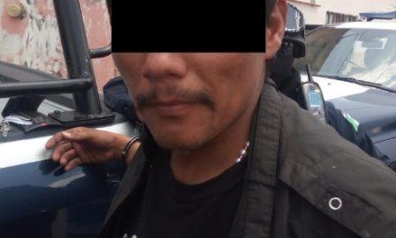 """¡El narcomenudista """"El Javi"""" fue detenido por policías estatales en Aguascalientes!"""