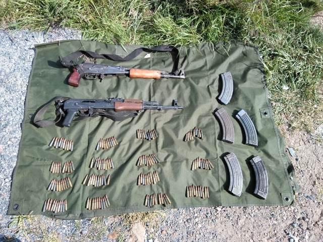 ¡Militares detuvieron a un sujeto con un arsenal en Jerez, Zacatecas!